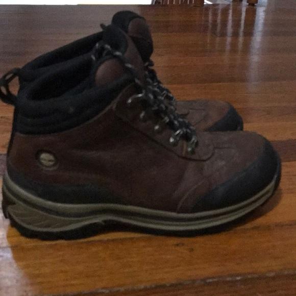 79cfe8f815a Boys Timberland hiking boots